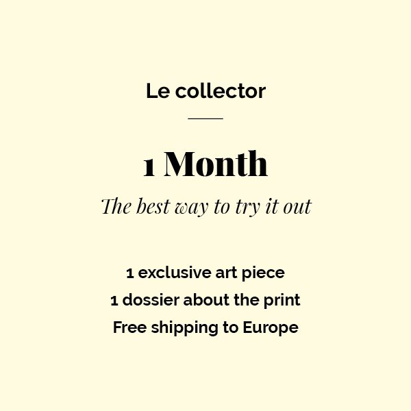 1 Month - Le Collector