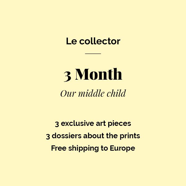 3 Month - Le Collector GIFT