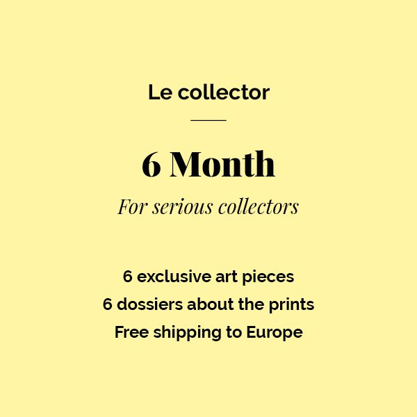 6 Month - Le Collector GIFT